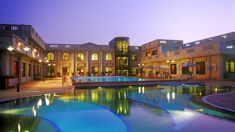 Architecture of Antara spa at The Club Mumbai defines oasis of tranquility