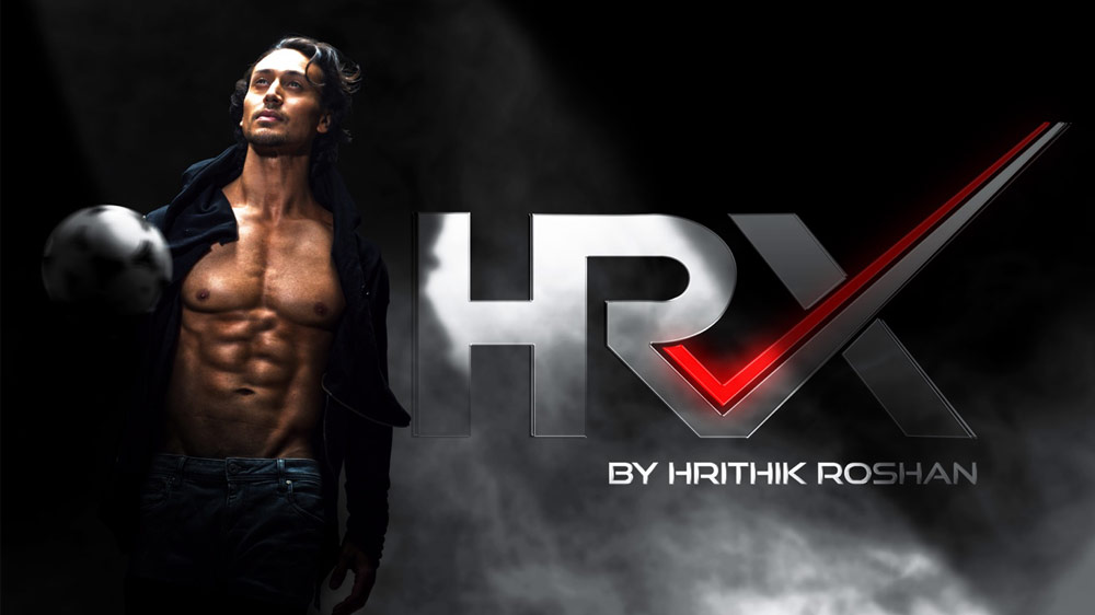 Bollywood' fitness freak Tiger Shroff is the new face of Hrithik's lifestyle brand HRX