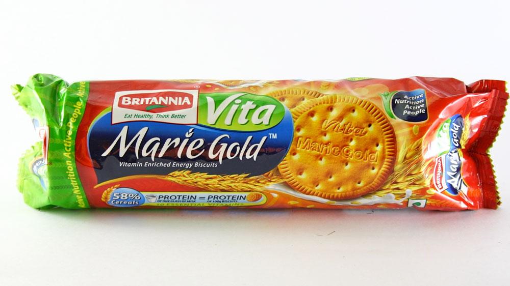 Britannia introduces Vita Marie Gold