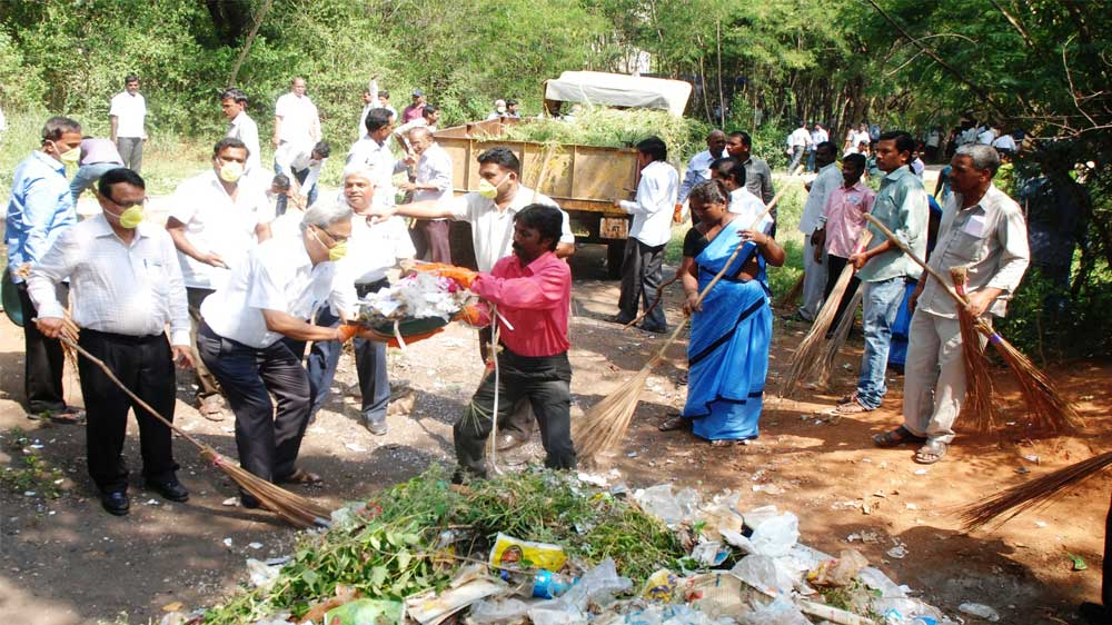 IHG South West Asia Hotels actively participate in Swachh Bharat Abhiyan across India