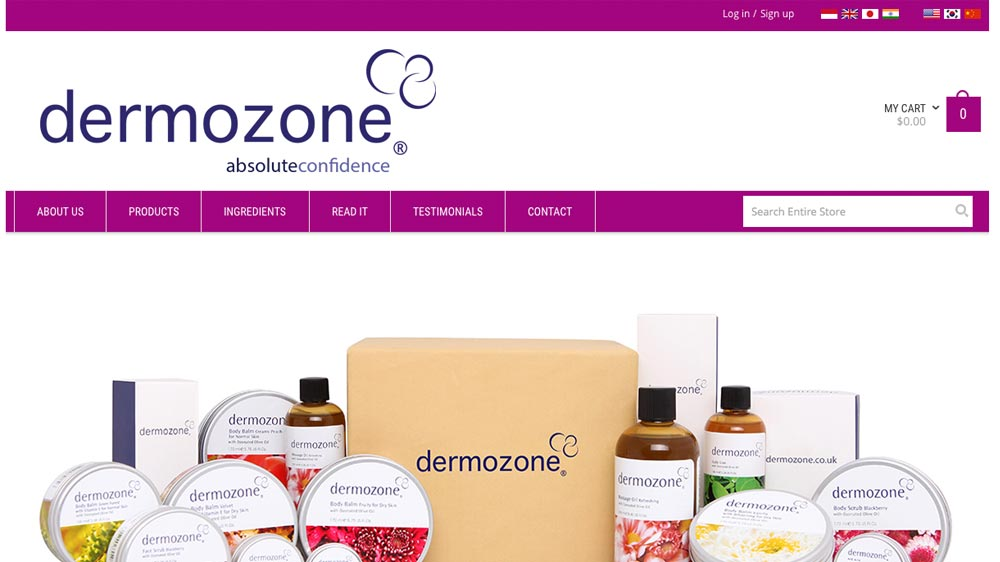 Indonesia-based skin care products Dermozone eyes US$ 42 mn revenue from herbal skin care products