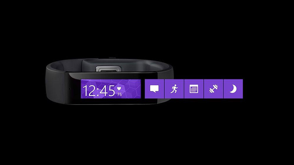 Microsoft launches a $199 tracker to monitor health, fitness and sleep data