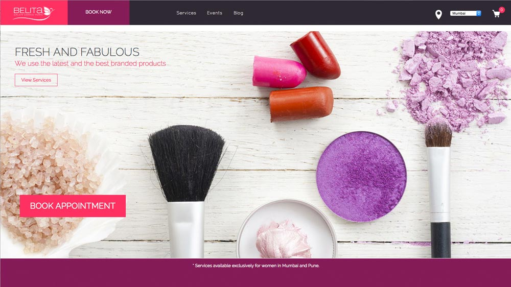 Mumbai-based at-home beauty services start-up Belita raises funds from VC firm India Quotient