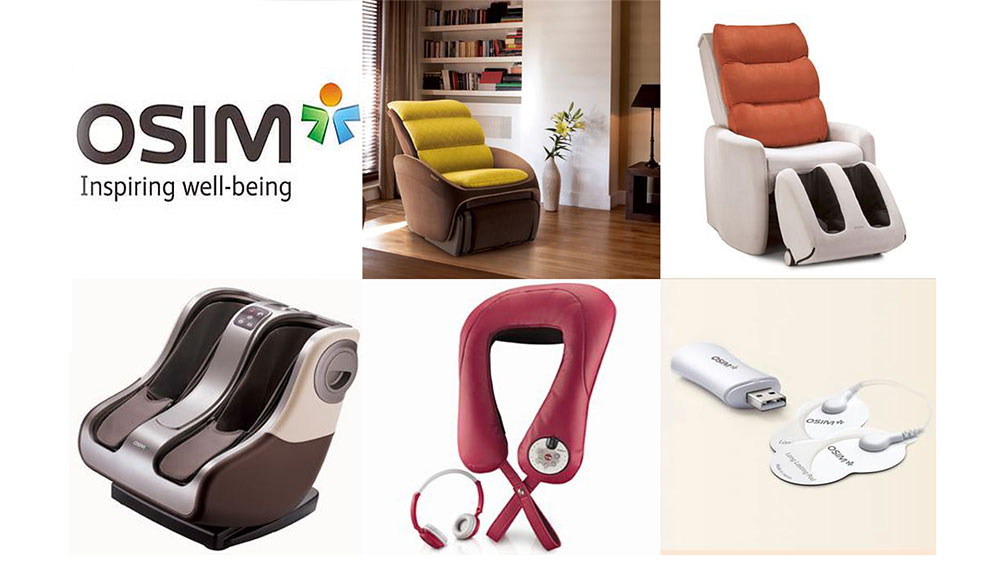 OSIM introduces comfy New Year gifting options for at-home pampering