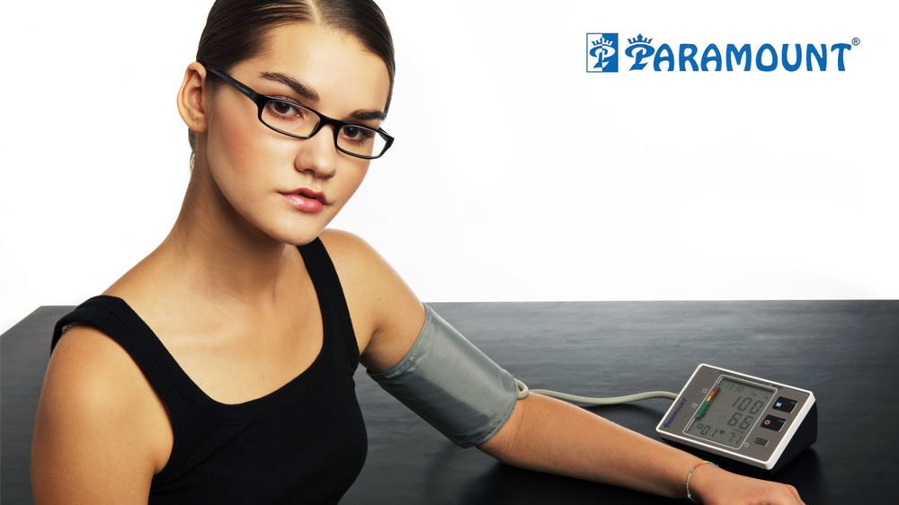 Paramount launches digital blood pressure monitor for Rs 4,000
