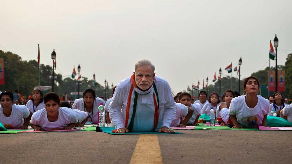 PM Narendra Modi to perform Yoga on International Yoga Day
