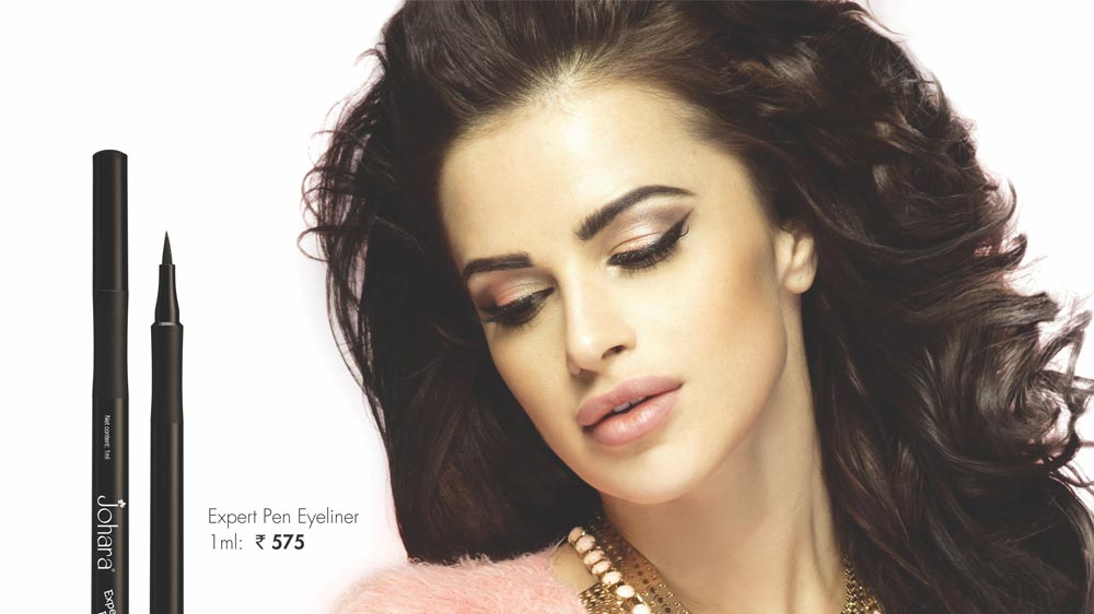 Sami Direct's cosmetic wing launches Johara expert eyeliner