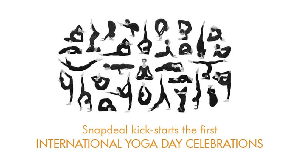 Snapdeals organizes first International Yoga Day celebration for employees and clients