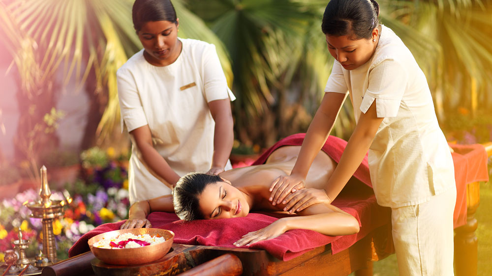 Vyoma spa: An oasis of tranquility and wellbeing