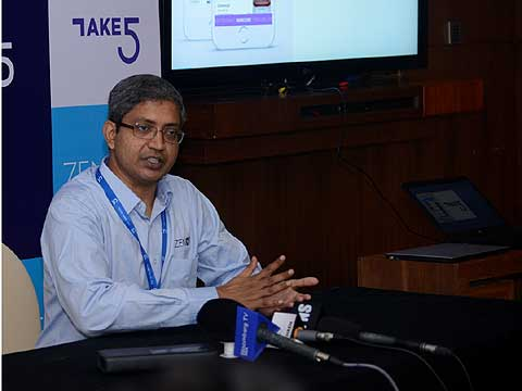 We plan to raise Series B fund in early 2016 for broader global expansion: Zenoti CEO
