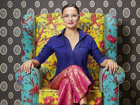 We've also got some really cool ideas for 2016: Adhuna Akhtar