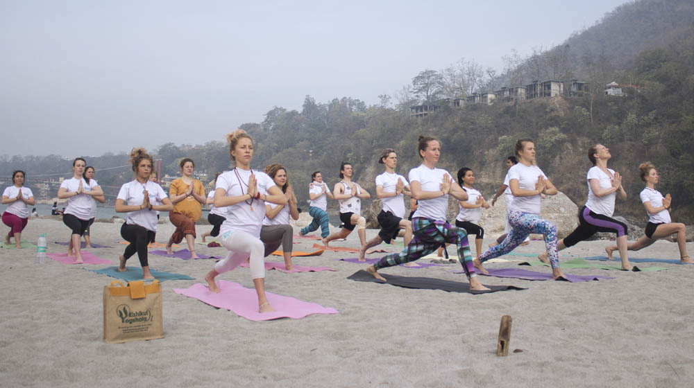 Rishikul Yogshala's Inspiring Journey from a small Yoga Hall to a Global Brand