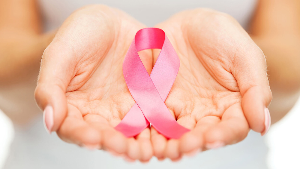 Breast cancer 'not a death sentence'