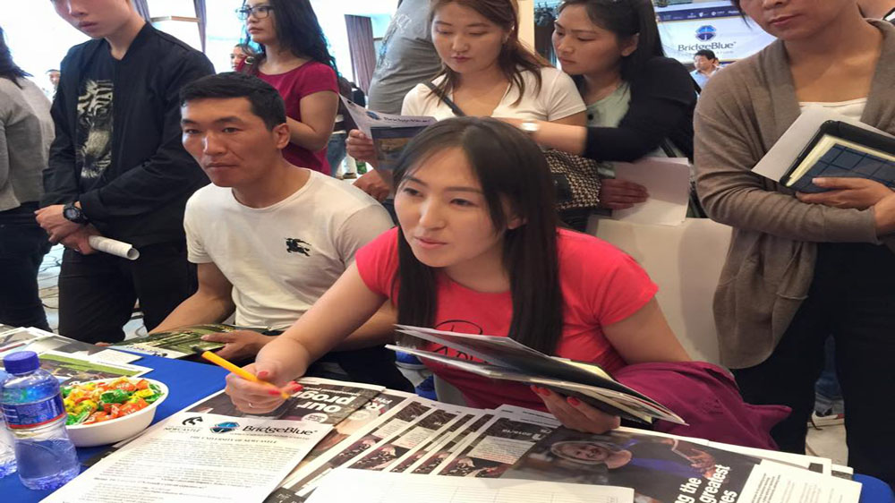 education expo: Over 60 Chinese Univ to Participate