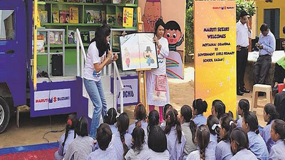 Japanese picture-book 'Mottainai Grandma' to promote Cleanliness in Indian kids