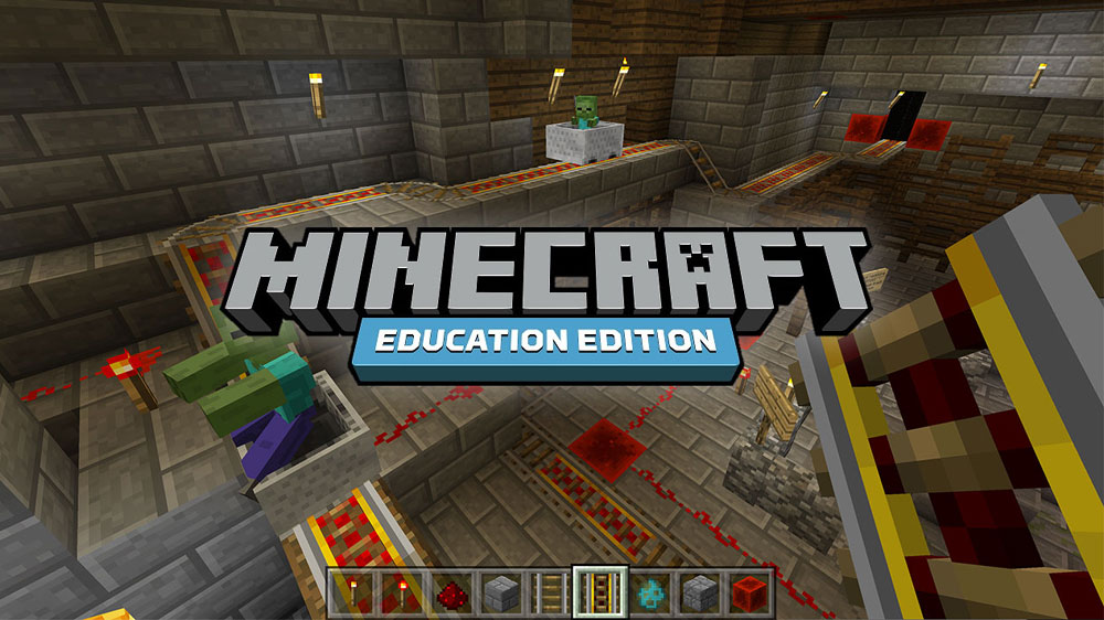 Microsoft is bringing Minecraft: Education Edition to the iPads
