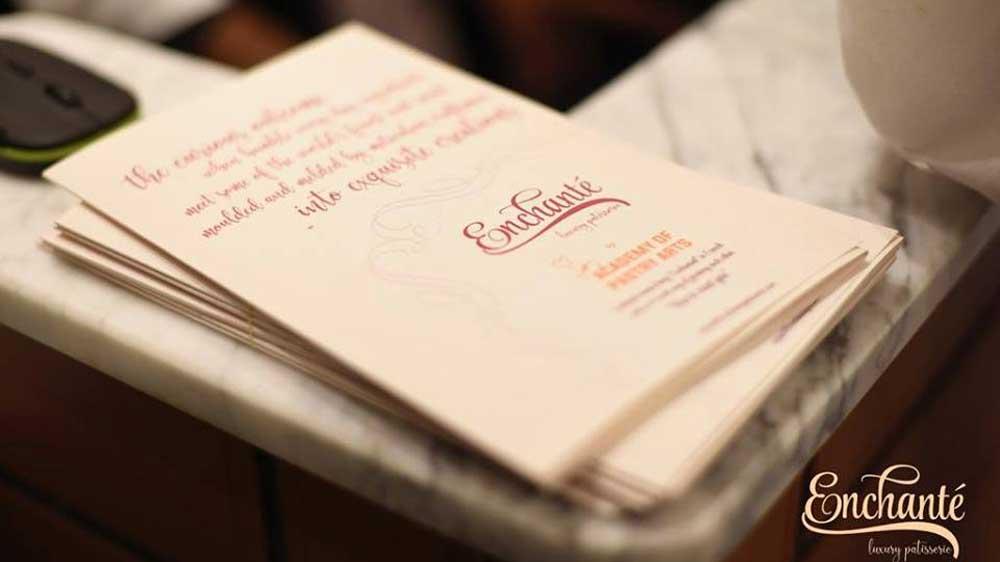 Masterchef Ajay Chopra inaugurated 'Enchanté' at Khan Market, New Delhi