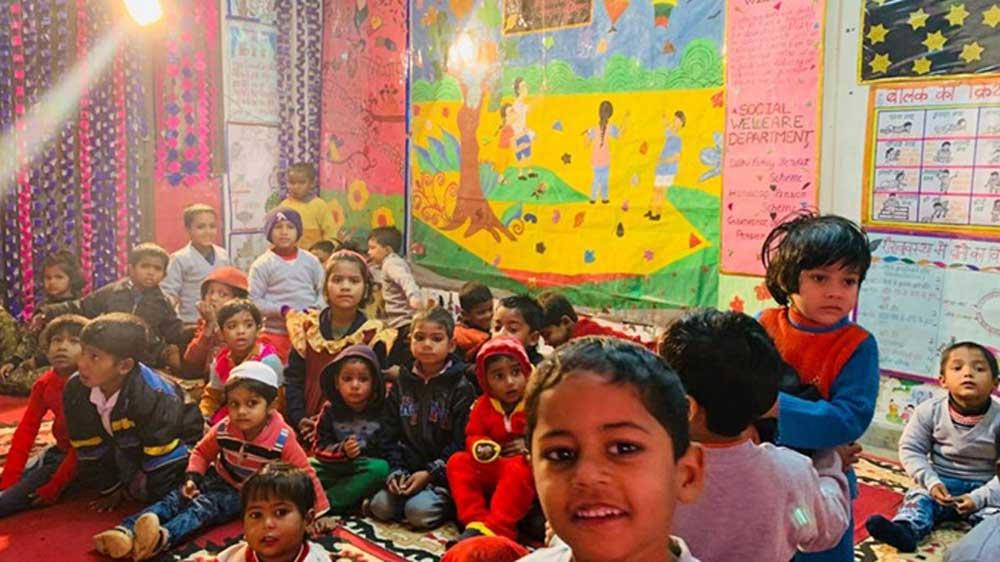 दिल्ली सरकार ने की 101 आंगनवाड़ी हब सेंटर की शुरुआत