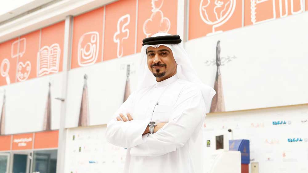 Sharjah Book Authority chief beckons Indian publishers to use the city as gateway to reach books to third countries