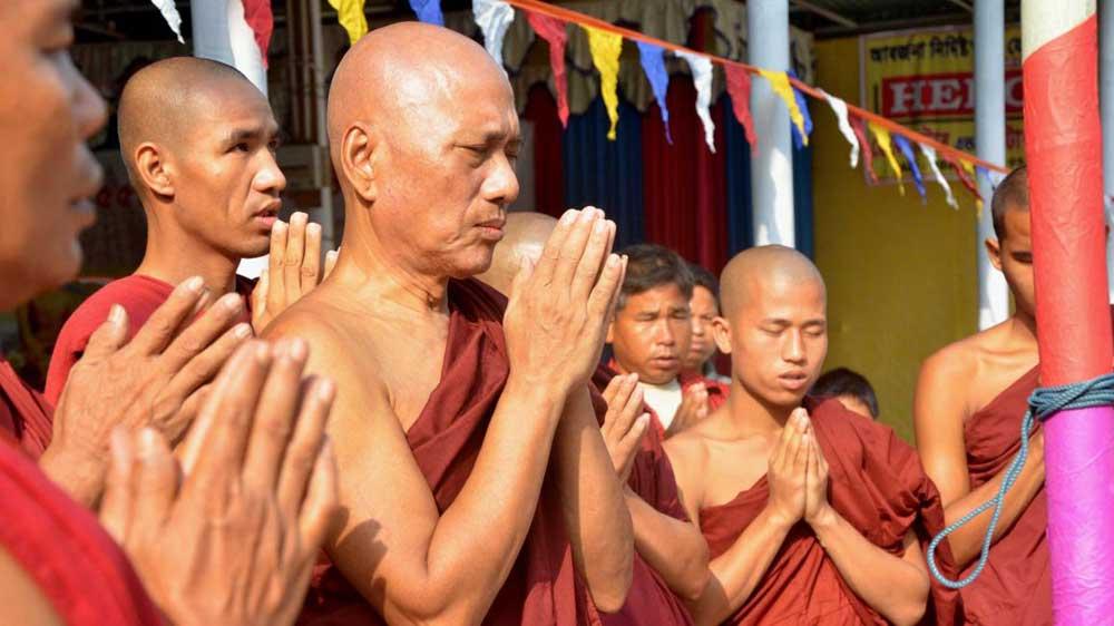 त्रिपुरा में खुलेगी अंतराष्ट्रीय बौद्ध यूनिवर्सिटी