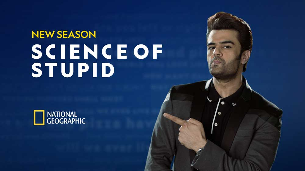 National Geographic to launch new season of 'Science of Stupid'