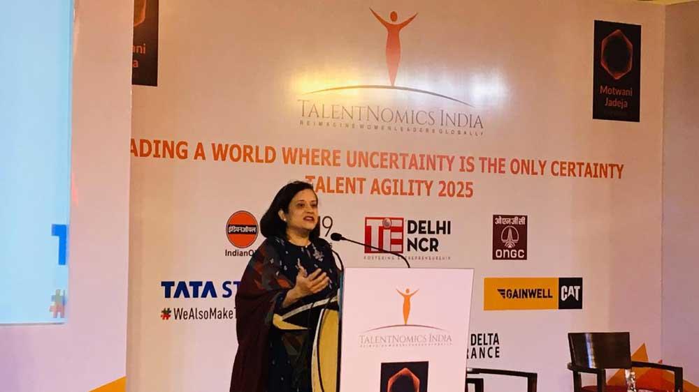 "TalentNomics India & TiE Delhi-NCR hosted ""Talent Agility 2025"" conference in New Delhi"