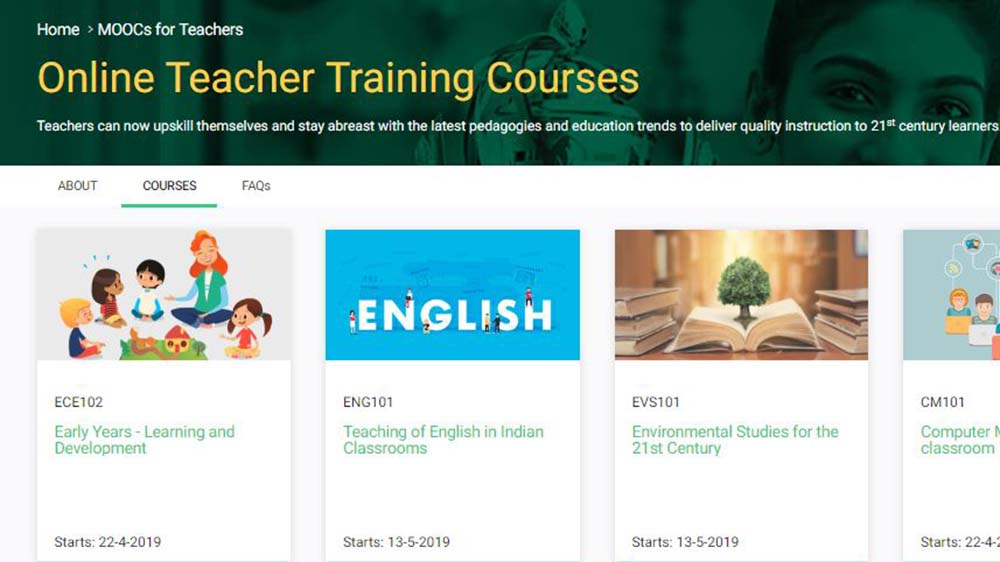 Next Education became 1st Edtech company to launch MOOCs for K-12 teachers on its community platform