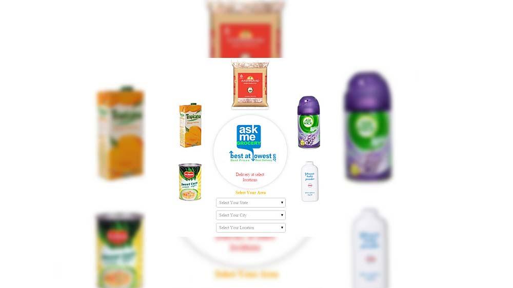 AskMe.com acquires online grocery super market BestAtLowest