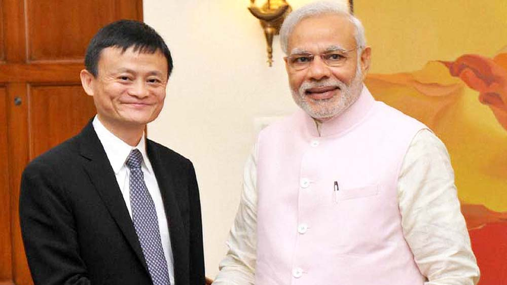 Chinese e-commerce giant Alibaba to empower small businesses in India