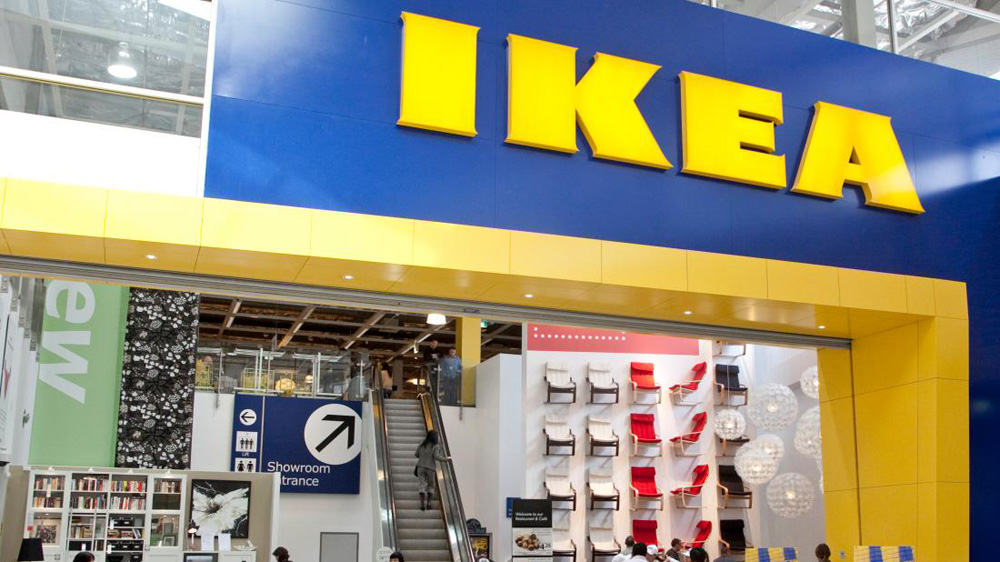 IKEA breaks ground to mark its entry in to the Indian market