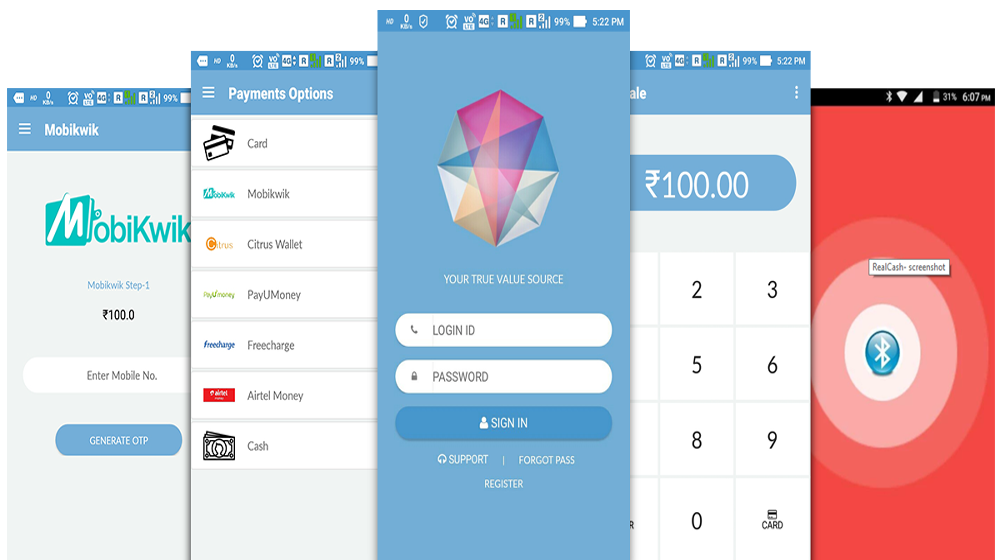 RealCash Technologies Ltd starts Operations in 6 states across India