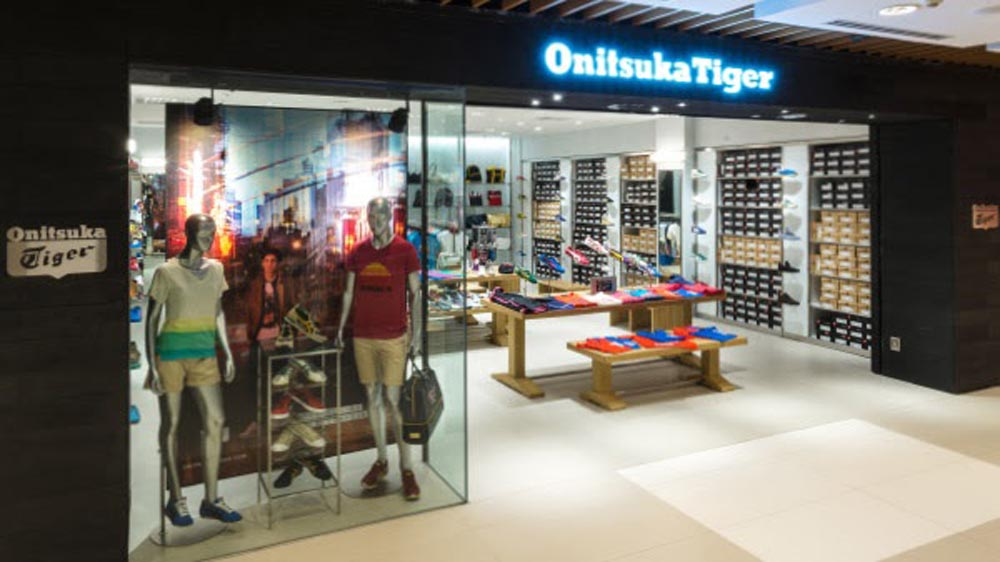 Japanese luxury brand Onitsuka Tiger makes Indian Entry with Select CITYWALK