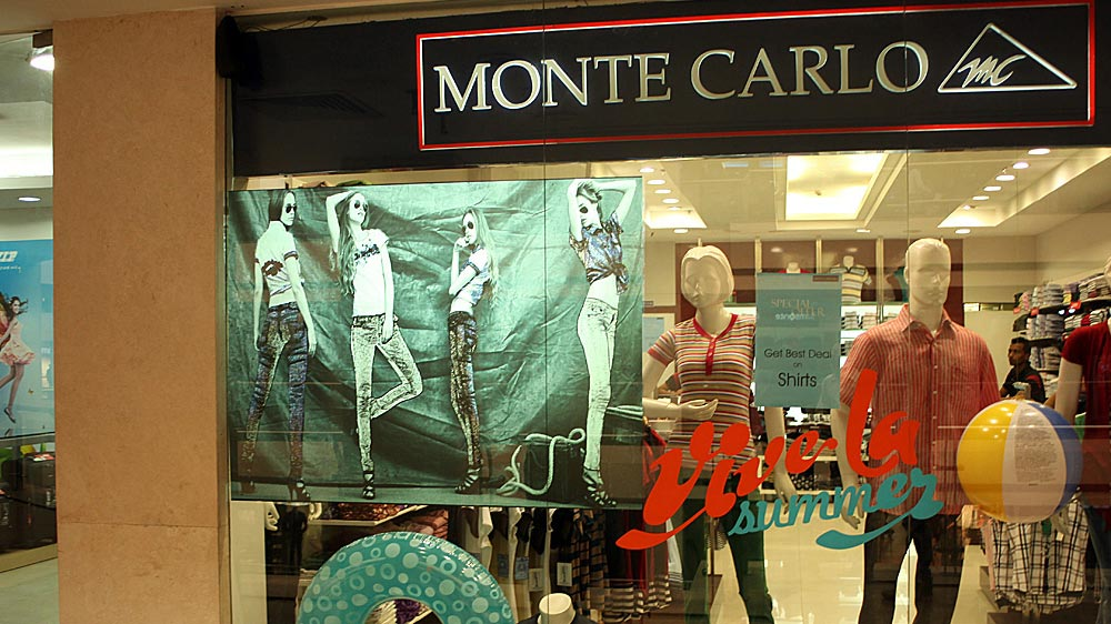 Monte Carlo launches largest flagship outlet in Delhi