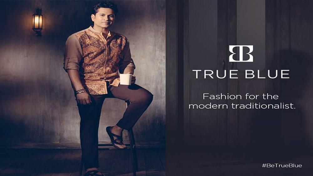 Sachin Tendulkar eyes world market for its JV brand True Blue