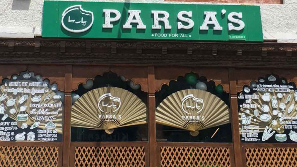 J&K food chain Parsa's launches franchise in Baramulla