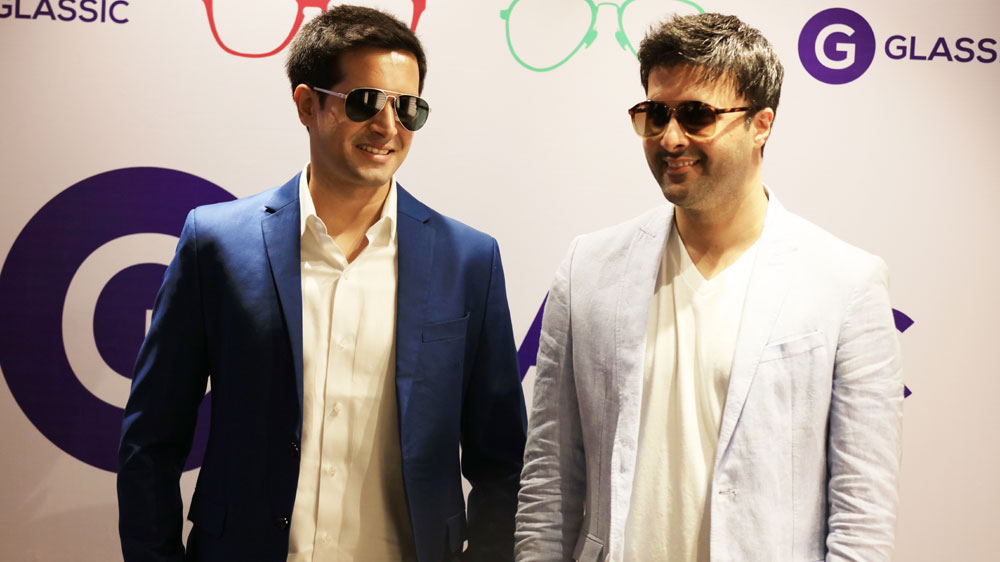 "Two ""Nichani"" Brothers Take On Eyewear Giants"