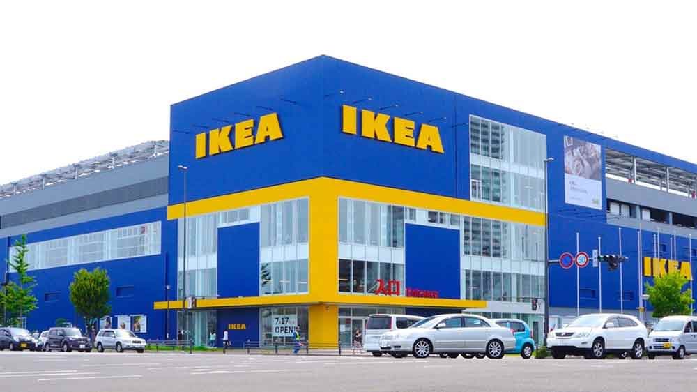 IKEA's home delivery in 5 major cities will be made through electric vehicle by 2020