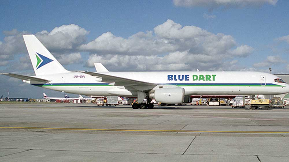 Blue Dart plans to invest Rs 200 crore for expanding reach