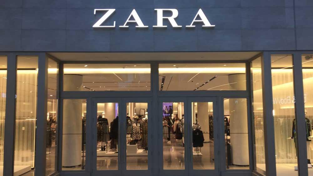 Zara launches first store in Kolkata