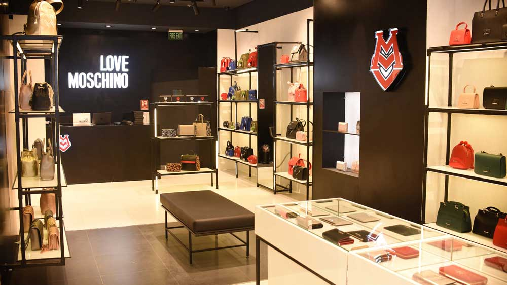 Love Moschino's flagship store launched in Delhi