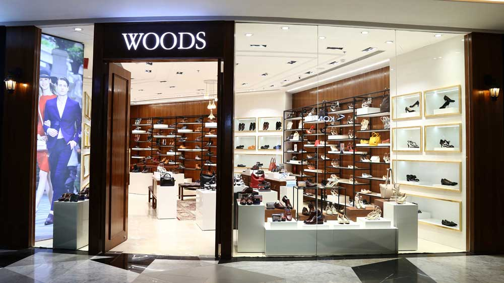 Woods unveils its first exclusive store in Bangalore