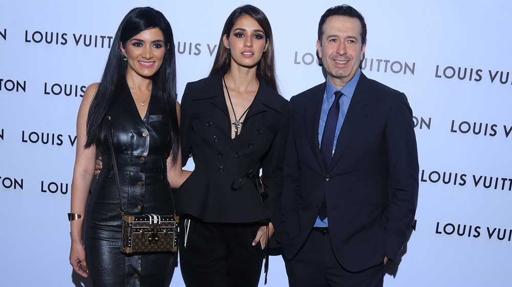 Louis Vuitton celebrates its newly renovated store in New Delhi