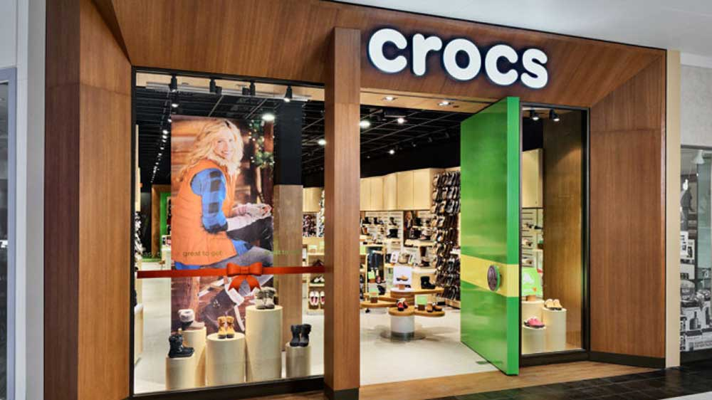 Colorado-based Crocs to open four more stores in India