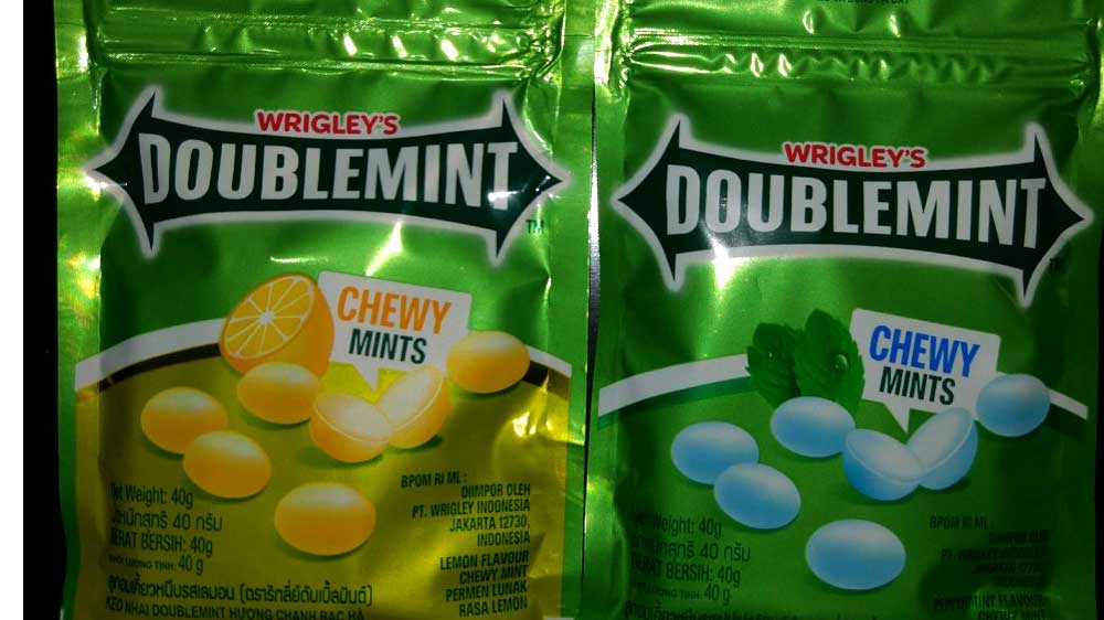 Mars Wrigley Confectionery launches Doublemint Chewy Mints in India