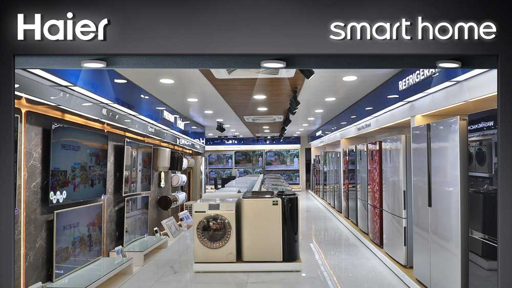 Haier launches first of its kind experience store in the national capital