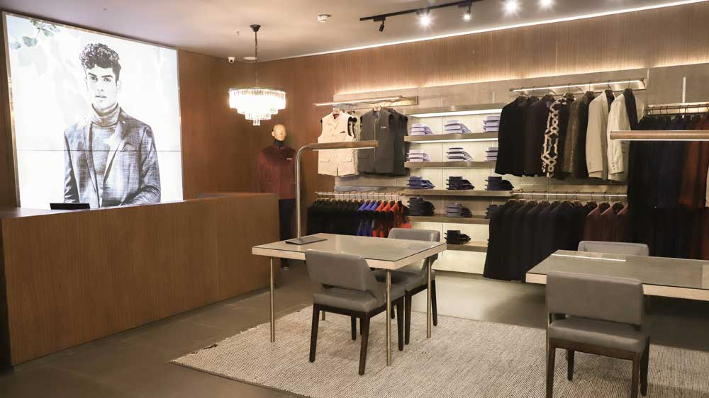 Tailorman Launches Its First Store In Ambience Mall, Vasant Kunj