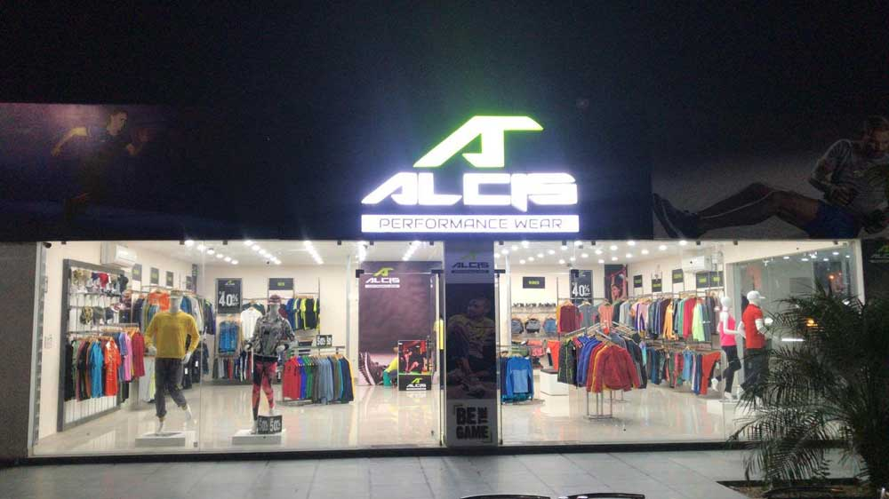 Alcis Sports Launches Two New Exclusive Brand Outlets