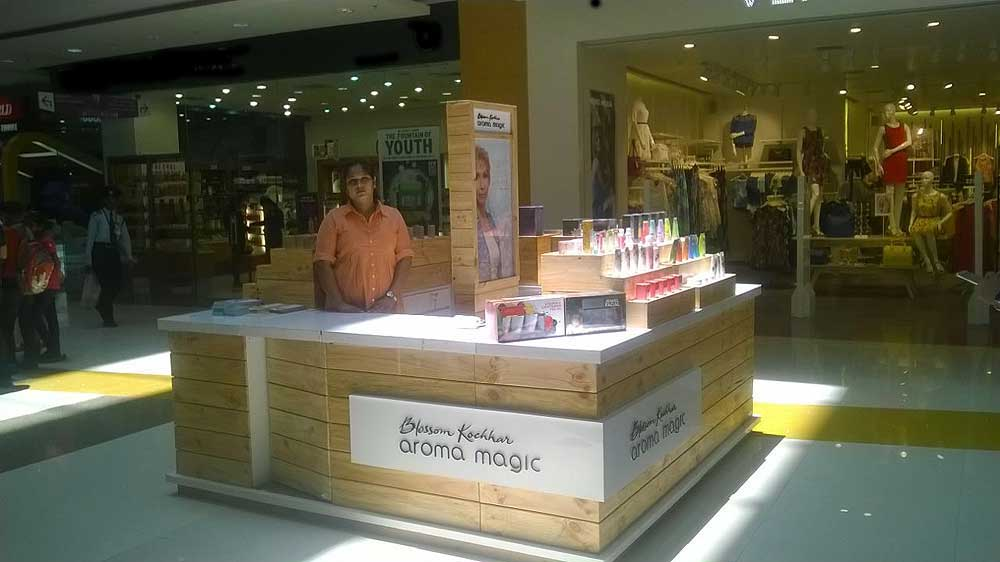 Blossom Kochhar Aroma Magic launches its COCO store in Kolkata