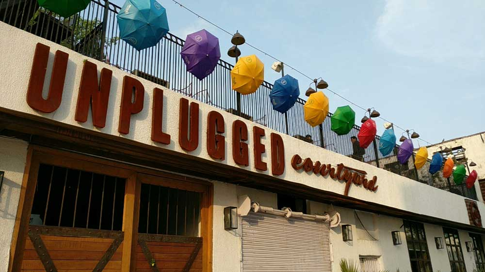 Eastman Colour Restaurants opens second outlet of Unplugged Courtyard in Udhyog Vihar
