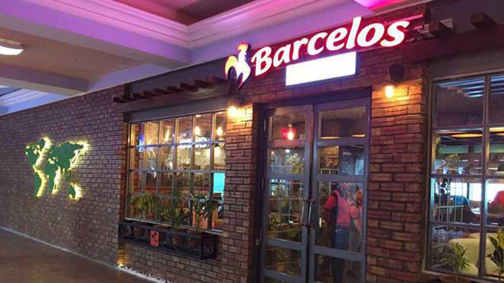 Barcelos to launch 12 more restaurants in India by FY'20